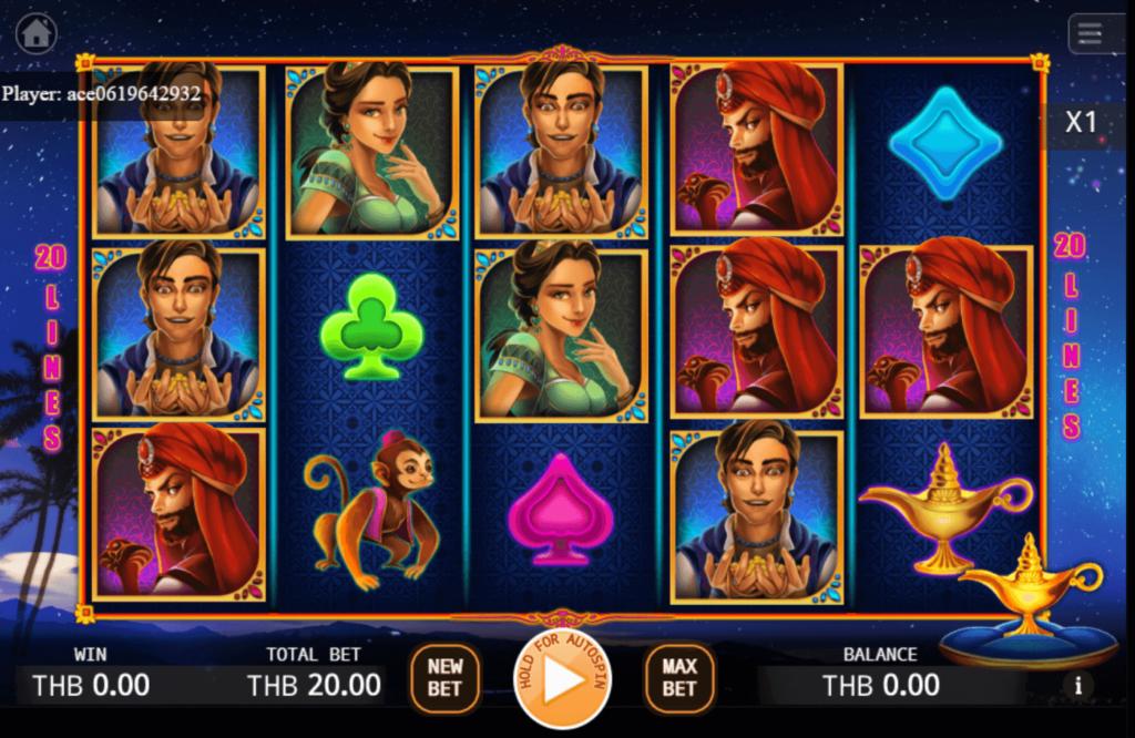 Aladdin ka gaming