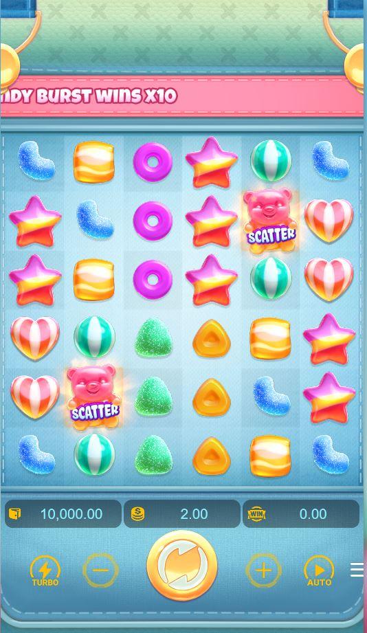 Candy Burst-pgslot