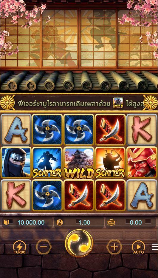 Ninja vs Samurai-pgslot
